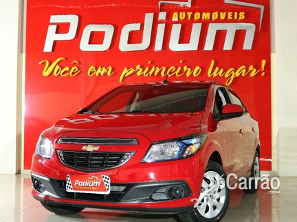 GM - Chevrolet PRISMA - prisma LT(MyLink) 1.4 8V SPE/4
