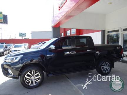 Toyota HILUX CD - hilux cd SRX 4X4 2.8 TB AT