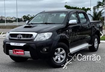 Toyota HILUX CABINE DUPLA SRV 3.0 4X4