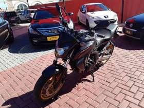 Honda CB 650F - cb 650f CB 650F STD