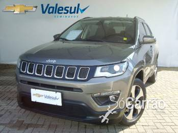 JEEP COMPASS LONGITUDE 2.0 4X4 16V