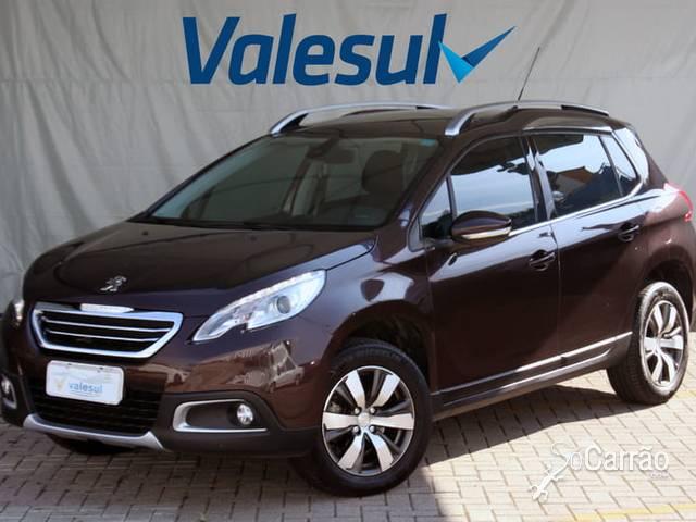 Peugeot 2008 GRIFFE 1.6 16V