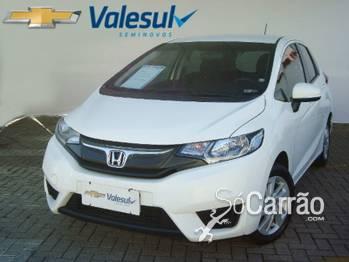Honda FIT LX 1.5 CVT