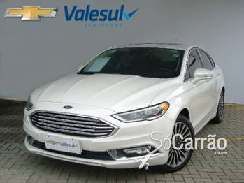 Ford FUSION TITANIUM AWD GTDI