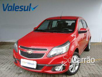 GM - Chevrolet AGILE LTZ 1.4