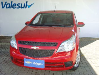 GM - Chevrolet AGILE LT 1.4