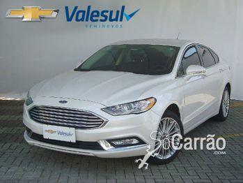 Ford fusion SE 2.5 16V AT