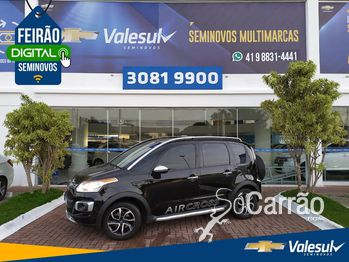 Citroen aircross EXCLUSIVE 1.6 16V AT