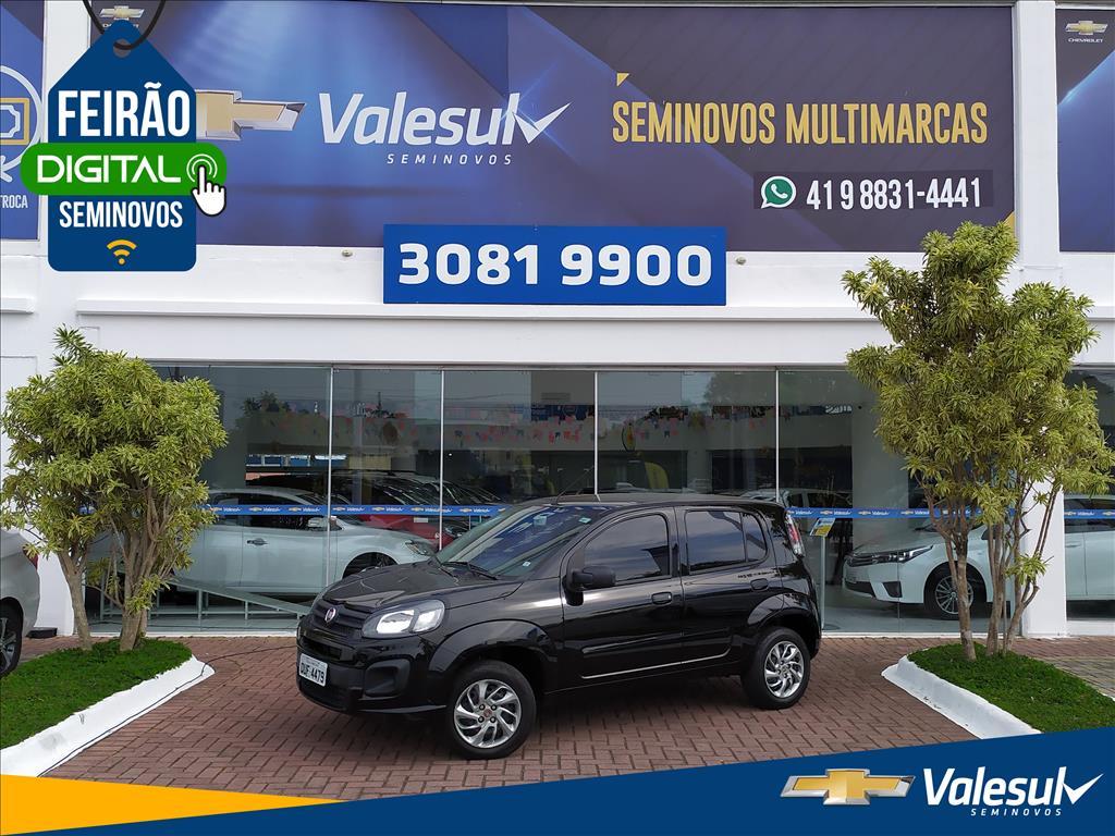 Fiat uno WAY 1.0 6V