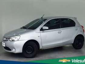 Toyota ETIOS HATCH - etios hatch XS 1.5 16V AT