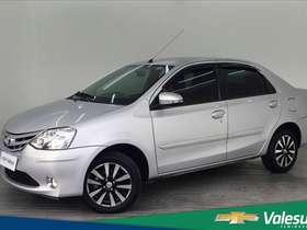 Toyota ETIOS SEDAN - etios sedan PLATINUM 1.5 16V