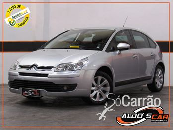 Citroen C4 HATCH GLX 2.0 AUT.