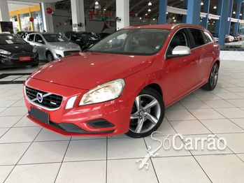 Volvo V60 R-DESIGN T5 FWD 4X2 2.0 TB AT