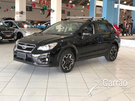 Subaru IMPREZA XV - impreza xv 4X4 2.0 16V AT
