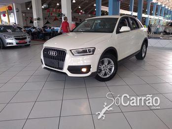 Audi q3 2.0 TFSI QUATTRO S TRONIC