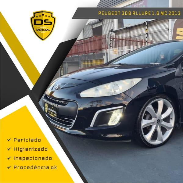 Peugeot 308 ALLURE 1.6 16V