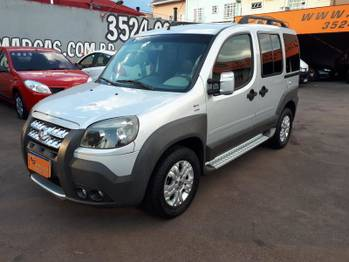 Fiat DOBLO doblo ADVENTURE LOCKER 1.8 16V