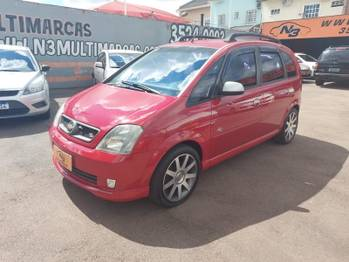 GM - Chevrolet MERIVA SS 1.8 8V FLEXPOWER