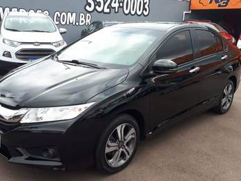 Honda CITY EX 1.5 16V AT