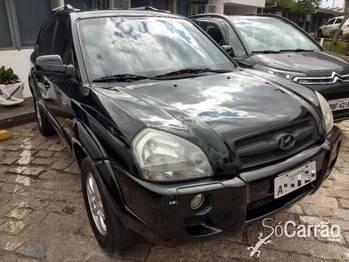 Hyundai TUCSON GLS 2.7 4X4 V6