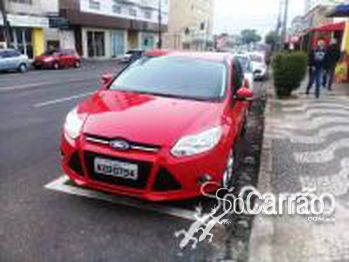 Ford FOCUS SE 1.6 HATCH