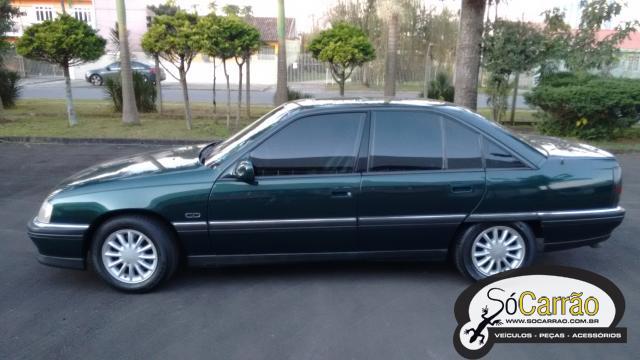 GM - Chevrolet OMEGA CD 4.1