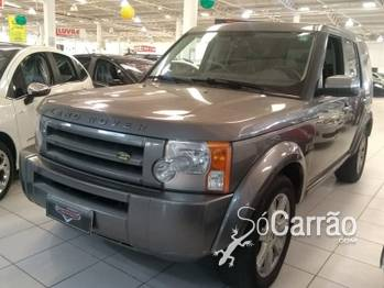 Land Rover DISCOVERY 3 TDV6 S 2.7
