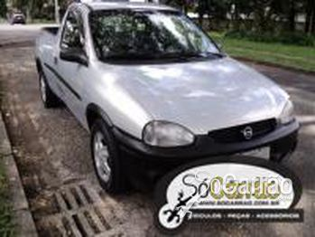 GM - Chevrolet CORSA PICK-UP CS GL 4X2 1.6 MPFI