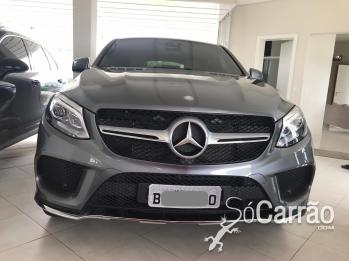 Mercedes Coupe High. 4MATIC 3.0 V6