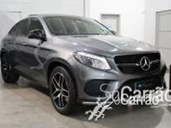 Mercedes GLE 400 COUPE