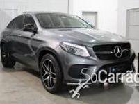 Super carrão Mercedes GLE 400 COUPE