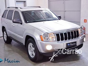 JEEP GRAND CHEROKEE LIMITED 4.7 4X4 V8 16V