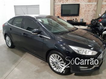 Ford FOCUS TITANIUM PLUS POWERSHIFT AT 2.0 H