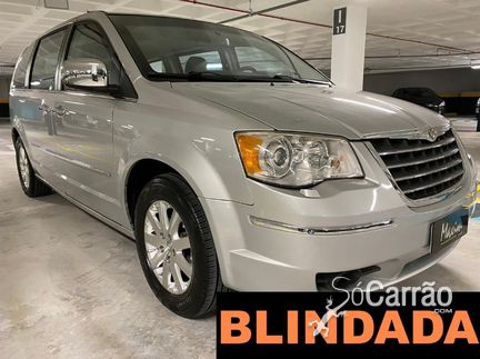 Chrysler TOWN&COUNTRY - town&country LIMITED 4X4 3.8 V6