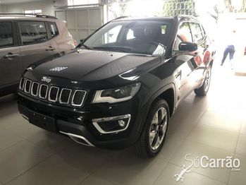 JEEP LIMITED 2.0 4x4 Diesel 16V