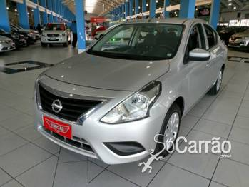 Nissan VERSA S 1.6 16V