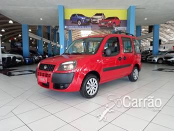 Fiat doblo ESSENCE 7LUG 1.8 16V