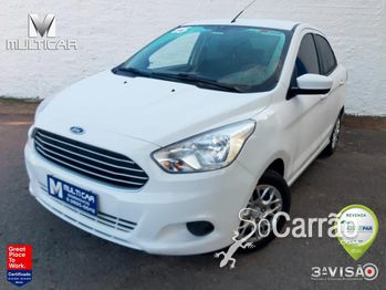 Ford KA + Sedan 1.5 SE/SE PLUS 16V