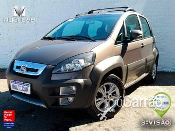 Fiat IDEA ADVENTURE DUALOGIC 1.8 16V