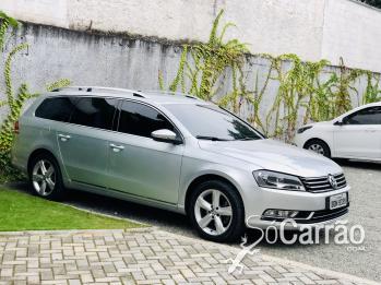Volkswagen PASSAT HIGHLINE DSG 2.0 TSI