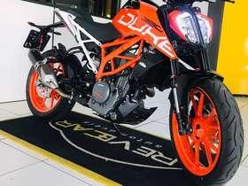 KTM 390 - 390 DUKE