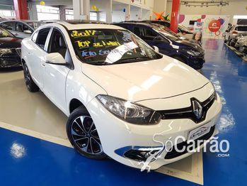 Renault fluence PRIVILEGE 2.0 16V CVT HIFLEX