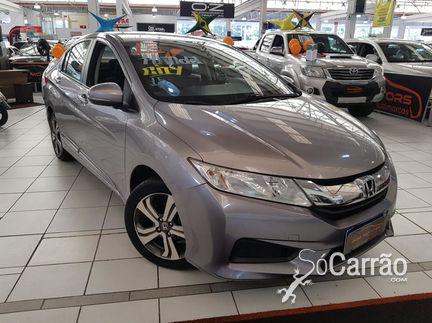 Honda CITY - city LX 1.5 16V CVT