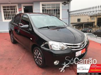 Toyota ETIOS SEDAN PLATINUM 1.5