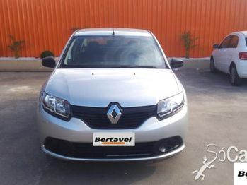 Renault Authentique Hi-Flex 1.0 16V