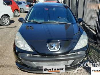 Peugeot 207 SEDAN PASSION XS 1.6
