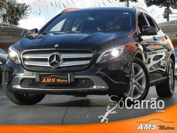 Mercedes GLA 200 CGI ADVANCE 1.6 TURBO 16V