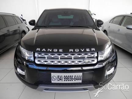 Land Rover RANGE ROVER EVOQUE - RANGE ROVER EVOQUE PRESTIGE DIESEL 2.2 TB-SD4