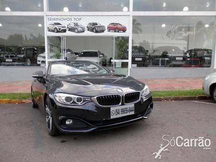 BMW 428i CABRIO - 428i CABRIO SPORT 2.0 16V BI-TB