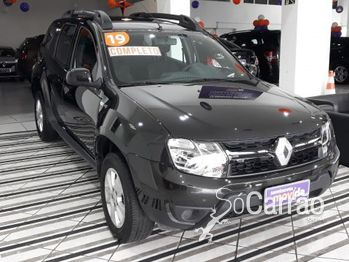 Renault duster EXPRESSION 1.6 16V SCe CVT X-TRONIC